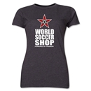 WorldSoccerShop Powered by Passion Women's T-Shirt (Dark Grey)