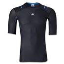 adidas TechFit PowerWEB T-Shirt (Black)