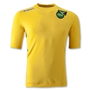 Jamaica 12/13 Authentic Home Soccer Jersey