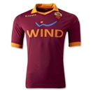 AS Roma 12/13 Authentic Home Soccer Jersey