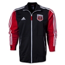 DC United Ultimate MLS Track Jacket