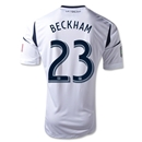 LA Galaxy 2013 BECKHAM Authentic Primary Soccer Jersey