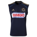 Philadelphia Union Sleeveless Training Jersey