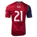 Real Salt Lake 2013 GIL Authentic Primary Soccer Jersey