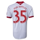Portland Timbers 2013 JEAN-BAPTISTE Authentic Secondary Soccer Jersey