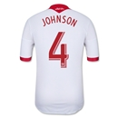 Portland Timbers 2013 JOHNSON Authentic Secondary Soccer Jersey