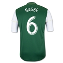 Portland Timbers 2014 NAGBE Primary Soccer Jersey