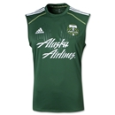 Portland Timbers Sleeveless Training Jersey