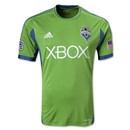 Seattle Sounders FC 2013 Authentic Primary Soccer Jersey