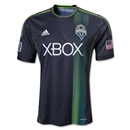 Seattle Sounders FC 2014 Authentic Secondary Jersey