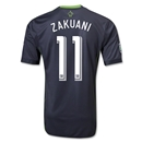 Seattle Sounders FC 2013 ZAKUANI Secondary Soccer Jersey
