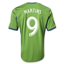 Seattle Sounders FC 2013 MARTINS Primary Soccer Jersey