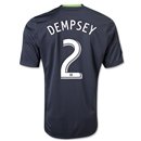 Seattle Sounders FC 2013 DEMPSEY Secondary Soccer Jersey