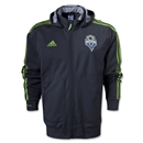 Seattle Sounders FC Ultimate MLS Coach's Track Jacket