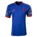 Colorado Rapids 2013 Authentic Secondary Soccer Jersey