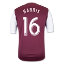 Colorado Rapids 2013 HARRIS Primary Soccer Jersey