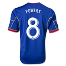 Colorado Rapids 2014 POWERS Replica Secondary Soccer Jersey