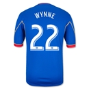 Colorado Rapids 2014 WYNNE Secondary Soccer Jersey