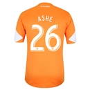 Houston Dynamo 2013 ASHE Authentic Primary Soccer Jersey