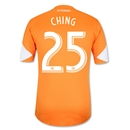 Houston Dynamo 2013 CHING Authentic Primary Soccer Jersey