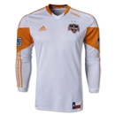Houston Dynamo 2013 Authentic LS Away Soccer Jersey