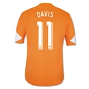 Houston Dynamo 2014 DAVIS Replica Primary Soccer Jersey