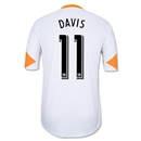 Houston Dynamo 2013 DAVIS Secondary Soccer Jersey
