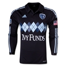 Sporting KC 2013 Authentic LS Third Soccer Jersey