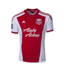 Portland Timbers 2013 Secondary Youth Soccer Jersey