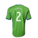Seattle Sounders 2014 DEMPSEY Primary Youth Soccer Jersey