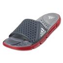 adidas CC Slide Revo Sandal (Light Scarlet/Tech Grey)