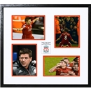 Liverpool Gerrard Captain, Leader, Legend Medium Frame