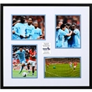 Manchester City The Joy of Six Medium Frame