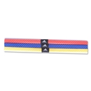 adidas Women's Shimmy Hairband 13 (Sc/Ro)