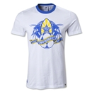 adidas Road To Brazil Beach Graphic T-Shirt