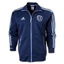Sporting KC MLS Track Jacket