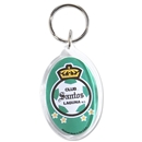 Santos Laguna Logo Key Ring
