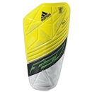 adidas F50 Techfit 13 Shinguard (Vivid Yellow/Black)