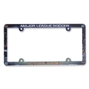 Houston Dynamo Plastic License Plate Frame