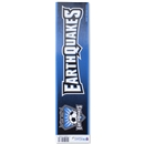 San Jose Earthquakes 3 x 12 Bumper Sticker