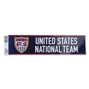 USA 3 x 12 Bumper Sticker