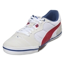 PUMA Esito Vulc Sala (White/Ribbon Red)