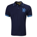 Chelsea Faded Stripe Polo (Navy)