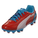 PUMA evoSPEED 5 FG Junior (Orange/White)