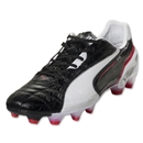 PUMA King FG (Black/White)