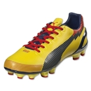 PUMA evoSpeed 3 Graphic FG (Blazing Yellow/Medievial Blue)