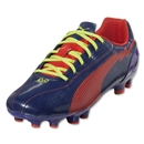 PUMA Women's evoSpeed 5 FG (Astral Aura/Orange)