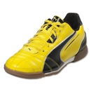 PUMA Universal IT Junior (Blazing Yellow/Black)