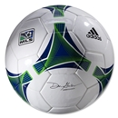 adidas MLS 2013 Top Competition Ball (White/Collegiate Royal/Intense Green)