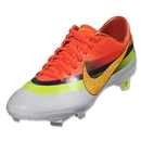 Nike Mercurial Vapor IX CR FG (White/Volt/Total Crimson)